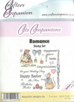 Romance Stamp Set Cute Companions